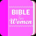 Daily Bible For Women - Offline Women Bible Pro icon