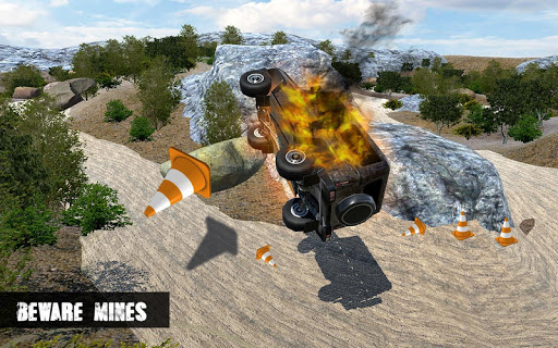 Télécharger Gratuit Off-road Army Jeep apk mod screenshots 4