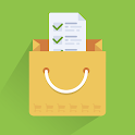 Grocery Shopping Lists - Listed icon