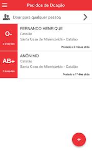 Sangue do Bem screenshot 3