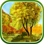 Autumn Leaf Fall Wallpaper