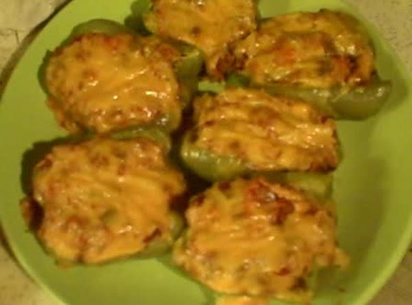 Most Xlnt Stuffed Peppers Recipe