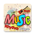 Music Rhythm Game Rock icon