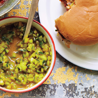 Fresh Cucumber Relish Recipes