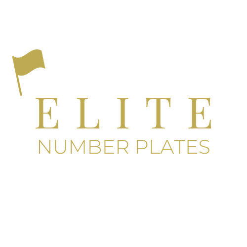 ELITE NUMBER PLATES LOGO