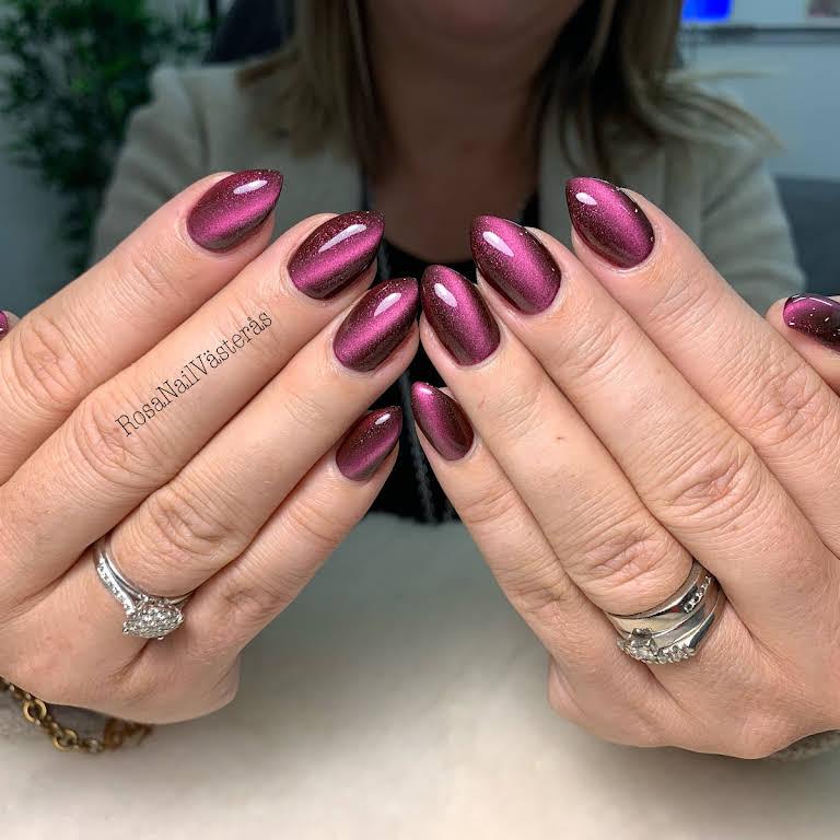 rosa nails västerås priser