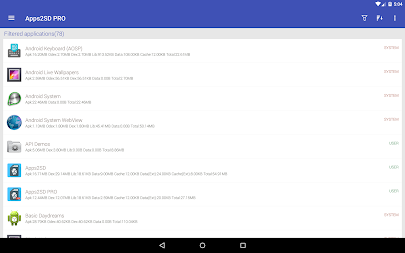App2SD: All in One Tool [ROOT] APK screenshot thumbnail 27