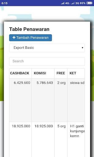Screenshot for B2B Travel Kaisha Tour in United States Play Store