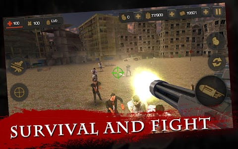 Zombie Hell 3(Beta)- FPS Game v0.5 (Mod Money)