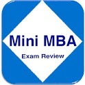 MINI MBA Exam Review Concepts and Quizzes. icon