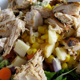 Chopped Chicken Salad.