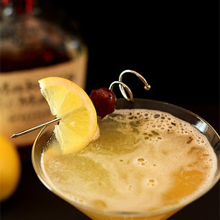 Classic Whiskey Sour.