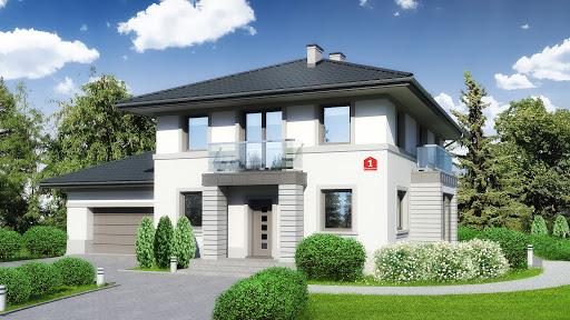 projekt Dom przy Diamentowej