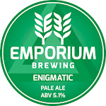 Logo of Emporium Enigmatic Pale