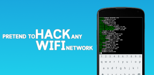 WiFi Hacker™ Free — Connect any network (Prank) - Google Play'də