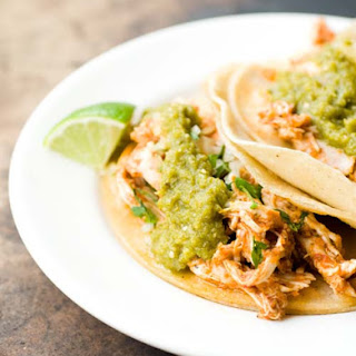 Chipotle Chicken Tacos.