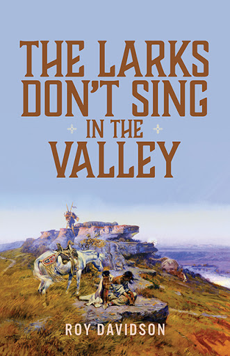 The Larks Don't Sing in the Valley cover