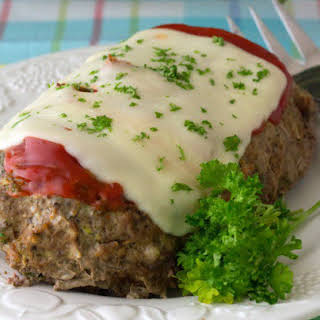Low Carb Meatloaf With Parmesan Cheese Recipes.