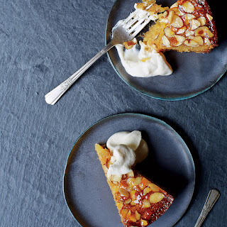 Almond-Coconut Orange Cake