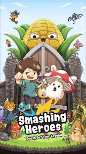 Smashing Heroes - náhled