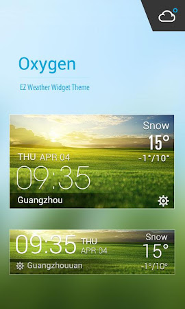 Widget for Samsung Galaxy 2.0_release screenshot 203395