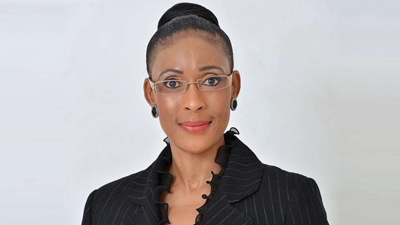 Microsoft South Africa's new MD Lillian Barnard.