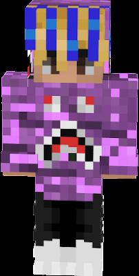 skin minecraft trapper