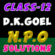 Account Class-12 Solutions (Dk Goel) NPO Solutions for PC-Windows 7,8,10 and Mac