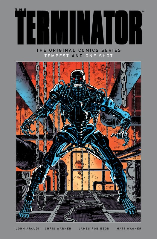 The Terminator: The Original Comics Series: Tempest and One Shot (2017)