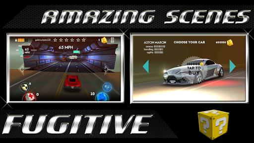 Fugitive Car Racing