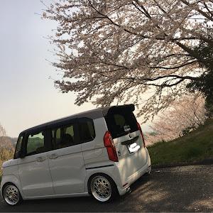 Nボックス JF3 G・EXターボ ホンダセンシング Copper Brown Styleのカスタム事例画像 ☆のぶりん☆さんの2019年04月06日09:58の投稿