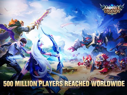 Mobile Legends Mod Apk 1.4.87 [Hack Map + Fully Unlocked] 9