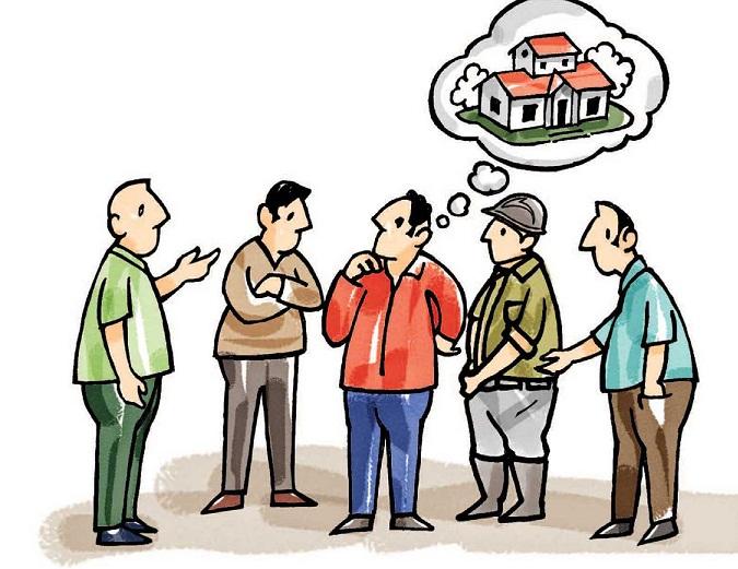 Vấn đề sửa chữa nhà ở là mối bận tâm của rất nhiều người dân tại Gò Vấp