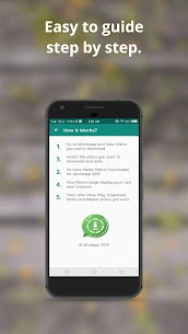 Status Downloader for whatsapp 2019 App Download For Android 8