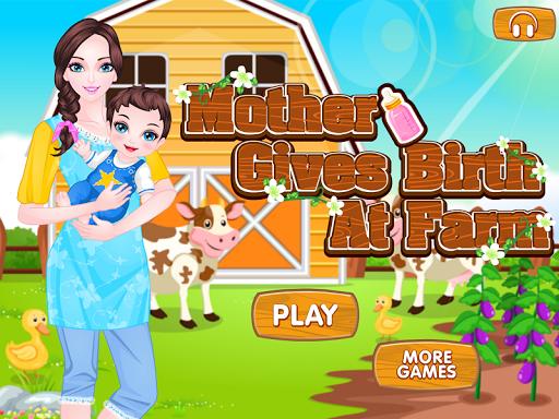 母親出生的農場遊戲