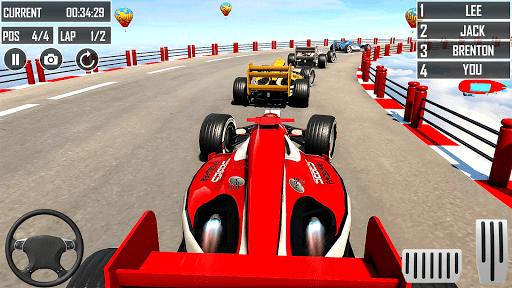 Formula Car Racing Stunt: Ramp Car Stunts 1.0.4 screenshots 3