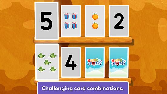 Numberblocks - Kesenangan Kartu!