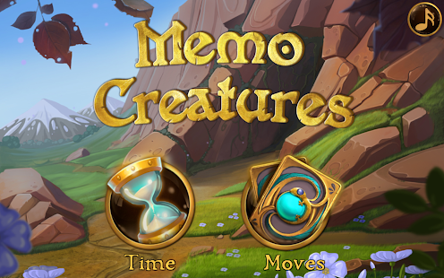 Memo Creatures Screenshot