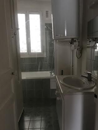 Vente appartement 2 pièces 41,54 m2