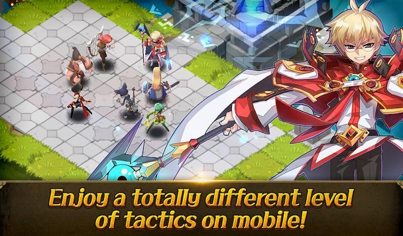 android Fantasy War Tactics Screenshot 13