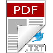 PDF to TXT Reader