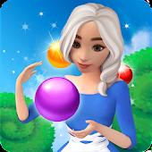 Silverina: bubble blasting adventure game (Unreleased)