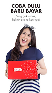 App Sale Stock Toko Baju Online APK for Windows Phone