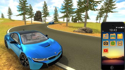 Télécharger i8 Drift Simulator 2  APK MOD (Astuce) screenshots 3
