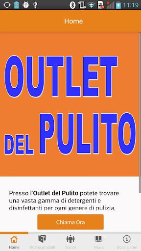 Outlet del Pulito