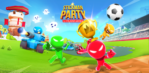 Stickman Party: 1 2 3 4 Player Games Free Mod Apk 1.9.5 (Unlimited money)