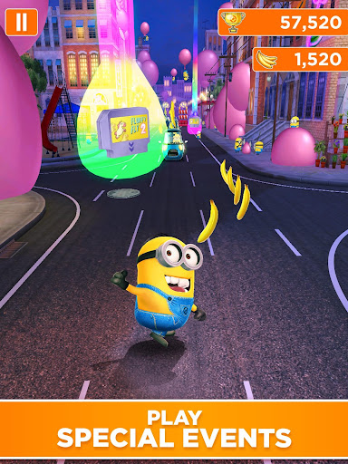 Minion Rush: Despicable Me Official Game screenshot 5