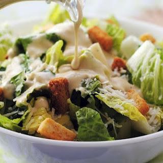 How to Make Tasty Caesar Salad Sauce.