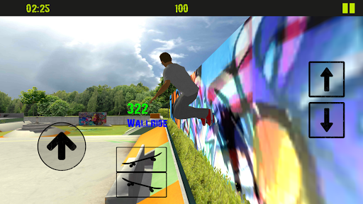 Skateboard FE3D 2 1.07 screenshots 1