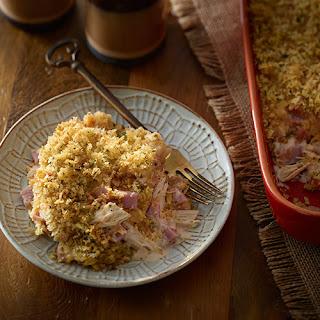 Ham Cordon Bleu Casserole